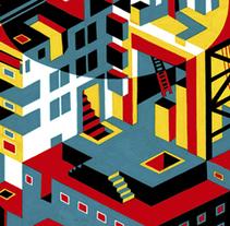 ELIPSES. Un proyecto de Ilustración de Daniel  Montero Galán - Miércoles, 17 de agosto de 2016 00:00:00 +0200