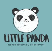 LITTLE PANDA. Um projeto de Design, Ilustração, Br, ing e Identidade e Arquitetura da informação de Ro Ledesma         - 23.09.2016