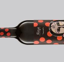 Antoñita Puñuelos. A Packaging project by Pascual Gutiérrez Calero         - 25.08.2016