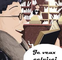 Libro Curso de francés. A Illustration, Editorial Design, and Graphic Design project by Ignacio Velasco Marugán         - 04.09.2016