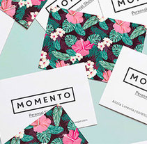 MOMENTO. A Design, Br, ing, Identit, and Fine Art project by Nerea Vendrell         - 04.09.2016