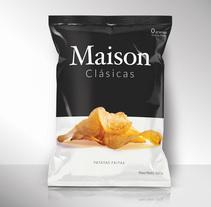 MAISON. Un proyecto de Br, ing e Identidad, Diseño y Fotografía de Diego   de los Reyes - Miércoles, 07 de septiembre de 2016 00:00:00 +0200
