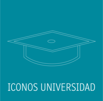 Iconos Académicos . A Graphic Design project by Silvia  Durán Pérez - 07-05-2016