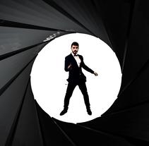 """Vídeo corporativo """"La Chica Bond"""". Un proyecto de Motion Graphics, Cine, vídeo, televisión, Vídeo y VFX de Daniel Rivas Roa         - 20.03.2016"""