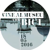 TRÍPTICO PARA EL MUSEO DE BELLAS ARTES DE VALENCIA . Um projeto de Design, Artes plásticas e Design gráfico de Bea Tirado Calvo         - 12.05.2016