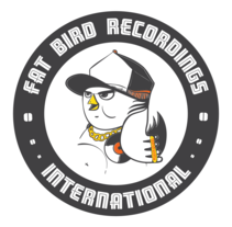 FAT BIRD RECORDINGS. A Design&Illustration project by Jimmie Love - 11-09-2016
