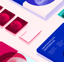 Cryptococcus  . A Br, ing, Identit, Editorial Design, and Graphic Design project by María Hdez         - 17.09.2016