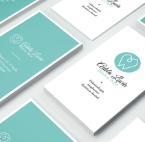 Clinica de odontología Adela Lucia Blanco Arce. A Art Direction, Br, ing, Identit, and Graphic Design project by Araceli Sánchez         - 31.08.2016
