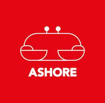 ASHORE. Un proyecto de Dirección de arte, Br, ing e Identidad y Diseño gráfico de Sandra Calpe - 18-09-2016