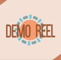 REEL. Un proyecto de Cine, vídeo, televisión, Animación, Post-producción, Vídeo y Televisión de Sonia Medina Malón         - 20.09.2016