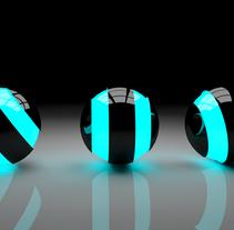 Luz. Um projeto de 3D de Alexandre Seabra         - 20.09.2016