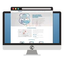 Web y diseños para el XIII Congreso ASCASEPP. Un proyecto de Diseño, Br, ing e Identidad, Diseño gráfico, Marketing, Diseño Web y Desarrollo Web de Ana del Valle Seoane         - 23.09.2016