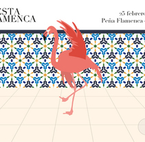 Fiesta Flamenca. A Illustration, Photograph, and Graphic Design project by Sergio Mora - 04-06-2015