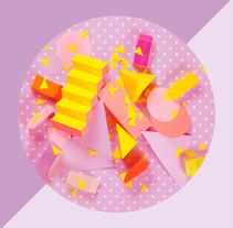 Color Paper Series. Un proyecto de Diseño, Dirección de arte, Artesanía, Diseño gráfico, Escenografía y Paper craft de Vasty  - 25-05-2016