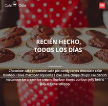 Mi Proyecto del curso: Introducción al Desarrollo Web Responsive con HTML y CSS. A Web Design, and Web Development project by Lidia Periñán Gómez         - 29.09.2016