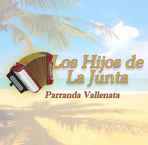 Parrandas Vallenatas en Bogotá. Um projeto de Música e Áudio de Los Hijos De La Junta  - 28-09-2016