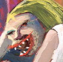 El Niño Nada_Bang Edicoines [2]. Un proyecto de Ilustración, Diseño editorial, Diseño gráfico, Diseño interactivo, Pintura, Escritura, Collage y Comic de Víctor Escandell - 30-09-2016