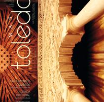 #47 M.A.S. TOLEDO, guía turística y cultural. A Editorial Design, and Graphic Design project by Manuela Jiménez Ruiz de Elvira - 06-07-2016
