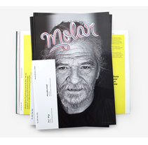 DISEÑO EDITORIAL / REVISTA MOLAR #2. A Illustration, Br, ing, Identit, Editorial Design, and Graphic Design project by Nacho Evangelisti / Graphic Design Studio         - 11.03.2016