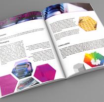 Maquetación memoria. A Graphic Design project by Javier Abellán García         - 08.05.2014