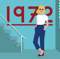 #mygirls. Un proyecto de Diseño e Ilustración de Ana González de la Puente - 12-10-2016