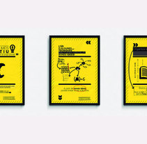 Infografía sobre CREATIVIDAD. A Design project by Oriol Costa Domenech         - 11.06.2015