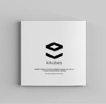 Maquetación memória técnica del proyecto Kikubes.. Um projeto de Design editorial e Design gráfico de Noe Harrison         - 17.06.2015