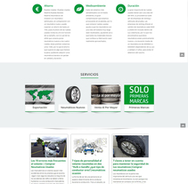 Web - Ruedasusadas - Wordpress. A Multimedia, Web Design, and Web Development project by Patricia Herrada - 09-10-2015