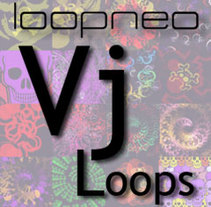 Vj Loops. A Video project by LoopNeo Studio  - 20-10-2016