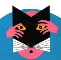 Día de la biblioteca . Un proyecto de Ilustración de Daniel  Montero Galán - Lunes, 24 de octubre de 2016 00:00:00 +0200