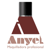 Anyel, Maquilladora profesional. A Graphic Design project by Sergio López Silvente         - 01.11.2016
