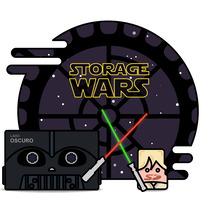Storage Wars. Um projeto de Ilustração e Ilustración vectorial de Sebastian Gimenez Mancilla         - 03.08.2017