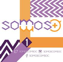 Campaña Somos +. A Graphic Design project by Victor Ceccato         - 02.11.2016