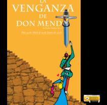 Cartel para obra de Teatro, con ilustración a mano.. Un proyecto de Ilustración y Diseño gráfico de pilar vera marañón         - 08.11.2016