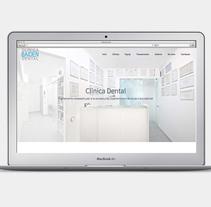 Web site: Clínica Baiden. Un proyecto de Diseño Web de Bonaria Staffetta         - 01.01.2016
