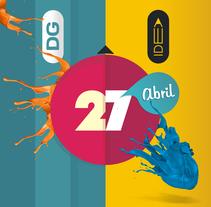 27/04. Un proyecto de Diseño y Publicidad de Jonathan Prado         - 13.11.2016