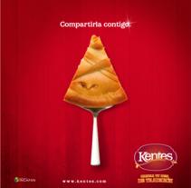 Kentes: Navidad. Un proyecto de Publicidad, Gestión del diseño, Marketing, Cop y writing de Fran  Añón         - 13.11.2016