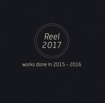 Berberecho Productions REEL 2017 . A Motion Graphics project by kote berberecho - Nov 16 2016 12:00 AM