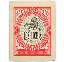 Los Lichis. Um projeto de Ilustração, Br, ing e Identidade, Culinária e Design gráfico de Lalo Huesca         - 17.11.2016
