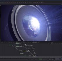 "Breakdown grafismo ""La película de la semana TVE"". A Film, Video, TV, 3D, Animation, and VFX project by Hector Moratilla         - 30.09.2016"