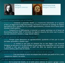 Digital magazine. A Infographics project by Abraham Faraldo         - 23.11.2016