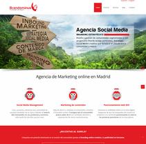 Desarrollo Wordpress. Um projeto de Desenvolvimento Web de Carlos Ramos Marquez         - 16.01.2014