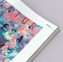 Revista Voir. Un proyecto de Diseño, Diseño editorial, Diseño gráfico y Tipografía de Mariana López Neugebauer - 30-11-2013