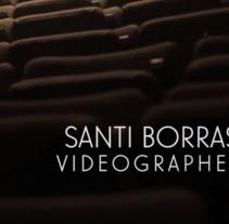 REEL 2016. Un proyecto de Cine, vídeo y televisión de Santi Borras Palom - 01-12-2016