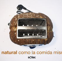 Tostadora tostada. Um projeto de Publicidade, Fotografia e Design gráfico de Ana Arias Vaquerizo         - 05.12.2016