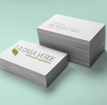 LA CASA VERDE. A Design, Br, ing&Identit project by Marina Tazón         - 10.12.2016