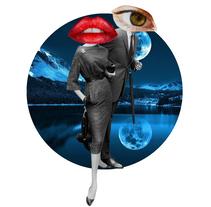 SERIE REtroCollaGe. Un proyecto de Collage de Irene Garcia Moreno         - 29.01.2018