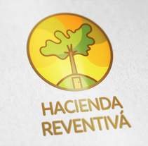 Hacienda Reventivá - Identidad Corporativa. A Graphic Design project by Karen Mera         - 14.09.2016