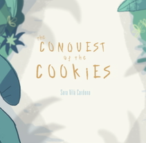 The Conquer of the Cookies . Corto Animado . . Un proyecto de Música, Audio, Animación y Multimedia de Sara Vilà Cardona         - 20.12.2016