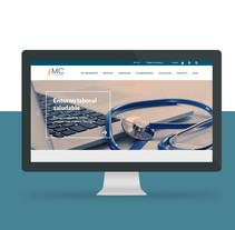 Rediseño MC Prevención - Web. A UI / UX project by Marina Oorthuis  - 24-08-2016